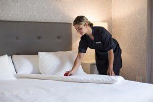 Ménage, blanchisserie, nous assurons l'entretien de votre logement