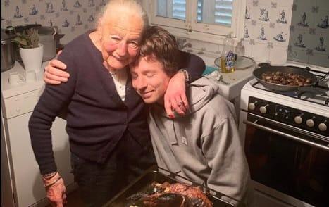 Jean Imbert, le chef qui a ouvert un restaurant avec sa grand-mère