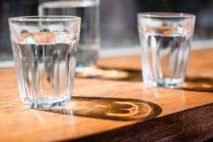 Actu boire de l'eau - s'hydrater