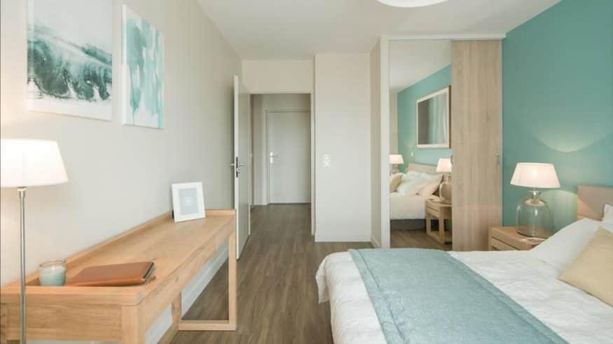 Votre chambre en appartement Nahoma