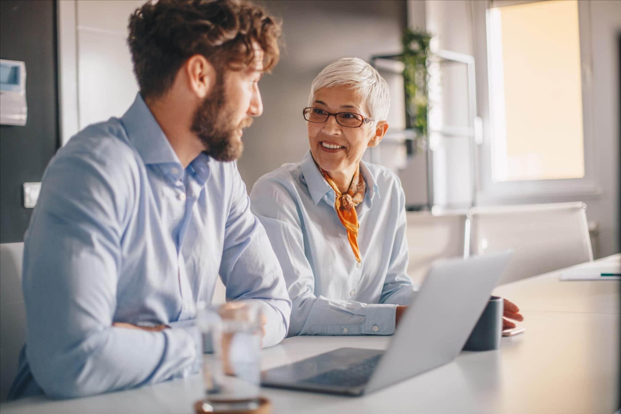 Un conseiller vous aide pour toutes vos démarches administratives