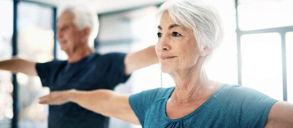 L'importance de rester actif avec l'age