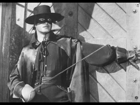 Zorro serie Nahoma