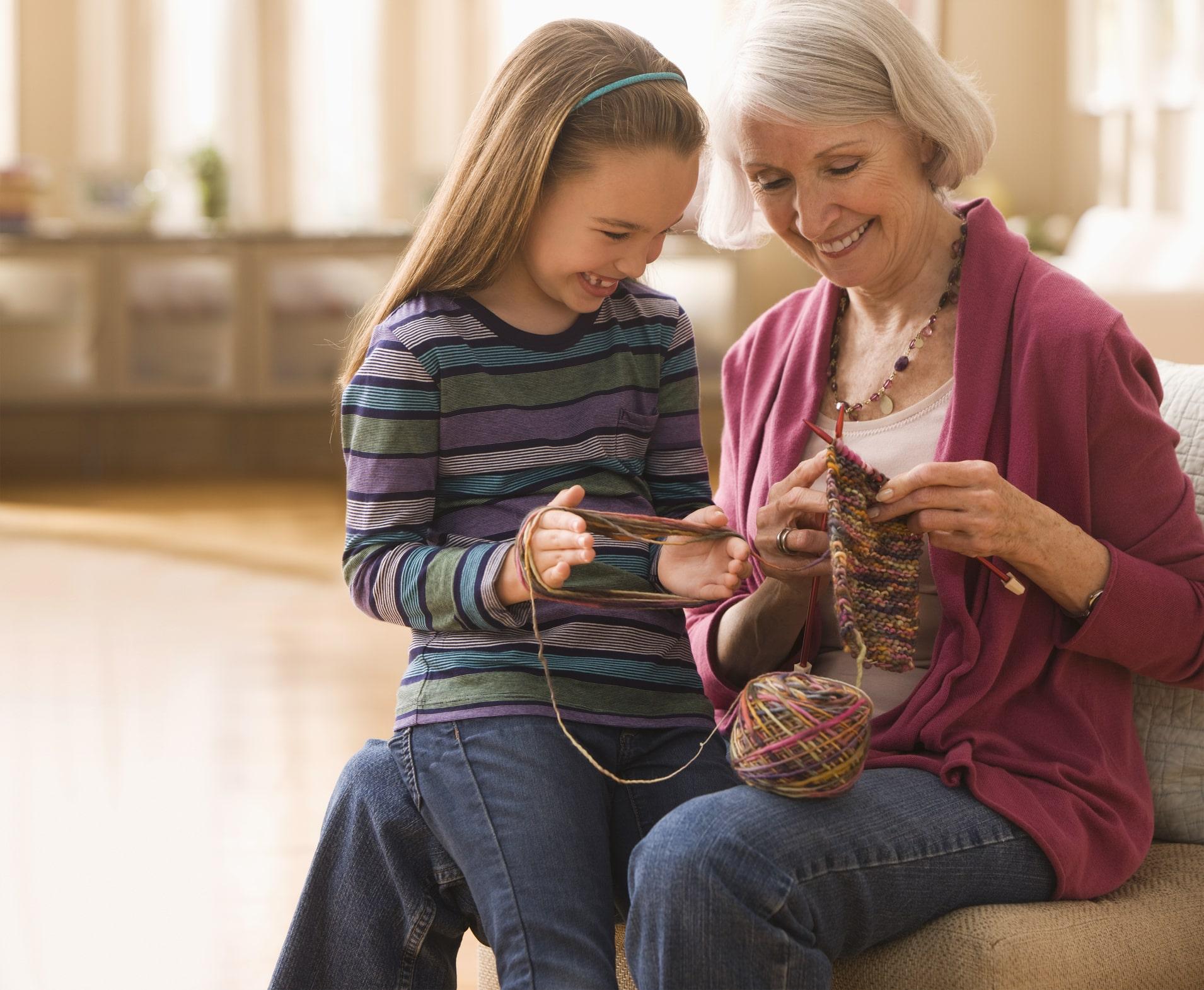 Dix activités à faire avec vos petits-enfants en vacances