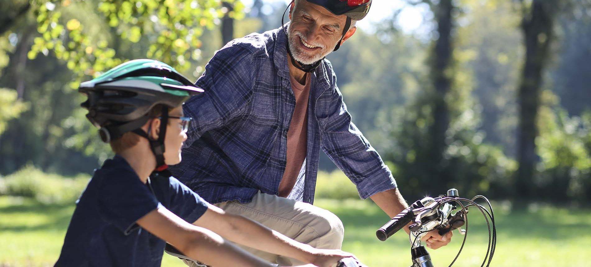 Six activités extrascolaires à faire avec vos petits-enfants